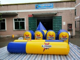 Obstacles for our New Activity in Puerto Galera are ready for shipment.