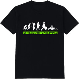 Get a free t-shirt in Extreme Sports Philippines adventure park in Puerto Galera.